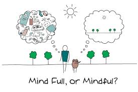 Mindful. Am I?