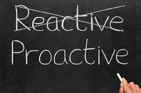 [iqro] : Motivasi Harian - Be more A Proactive Person than A Reactive Person